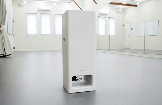 バルミューダ空気清浄器